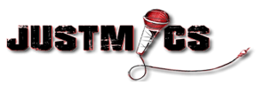 Just Mics Logo