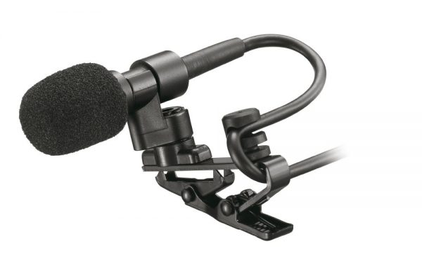 TOA Lavaliere Tie Clip Microphone EM-410